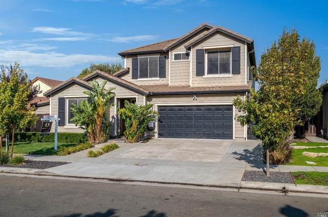901 Antiquity Drive, Fairfield, CA 94534 (#22021163) :: RE/MAX GOLD