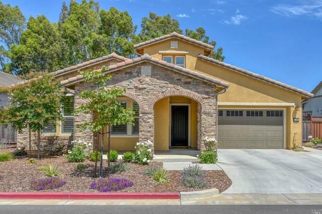158 Luke Drive, Napa, CA 94558 (#22021221) :: Intero Real Estate Services
