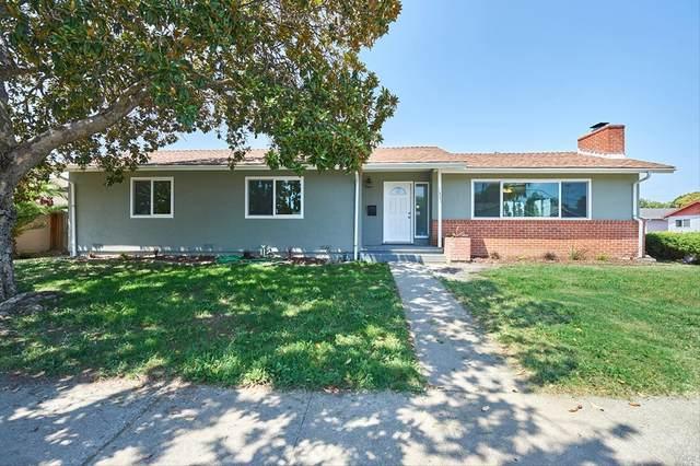 1331 Taft Street, Fairfield, CA 94533 (#22021231) :: Golden Gate Sotheby's International Realty
