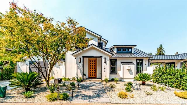 1814 Spring Street, St. Helena, CA 94574 (#22021245) :: Golden Gate Sotheby's International Realty