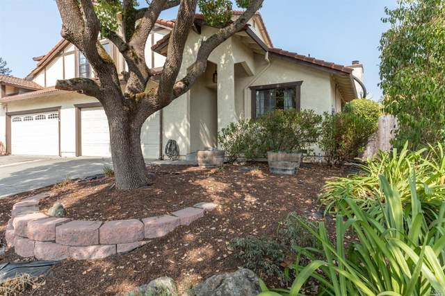 902 Hacienda Circle, Rohnert Park, CA 94928 (#22021287) :: HomShip