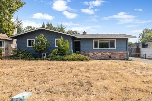 3526 Montgomery Drive, Santa Rosa, CA 95405 (#22021310) :: Golden Gate Sotheby's International Realty