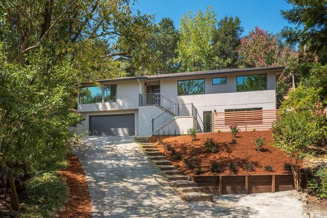9 Amberwood Lane, San Anselmo, CA 94960 (#22021365) :: Team O'Brien Real Estate