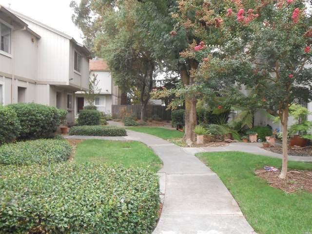 35 Front Street C, Healdsburg, CA 95448 (#22021436) :: Rapisarda Real Estate