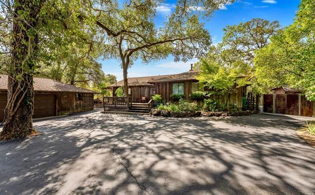 500 Vichy Hills Drive, Ukiah, CA 95482 (#22021465) :: Golden Gate Sotheby's International Realty