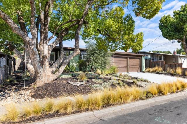 806 Rose Lane, Healdsburg, CA 95448 (#22021505) :: Hiraeth Homes