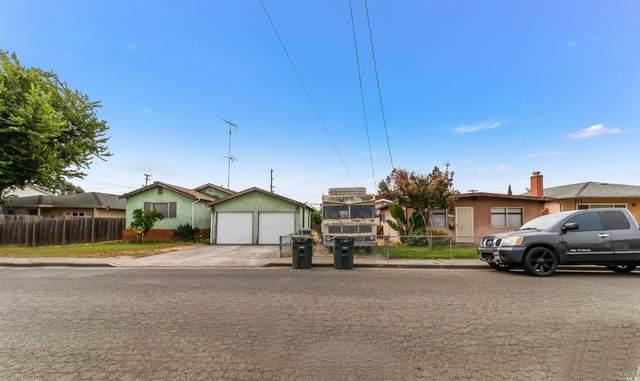 724 Springs Road, Vallejo, CA 94590 (#22021531) :: Golden Gate Sotheby's International Realty