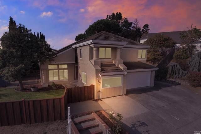 724 Primrose Lane, Benicia, CA 94510 (#22021542) :: Jimmy Castro Real Estate Group