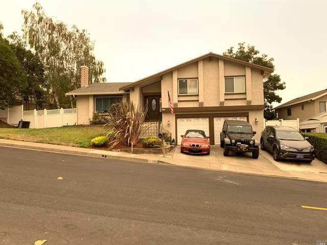 502 Cambridge Drive, Benicia, CA 94510 (#22021552) :: HomShip