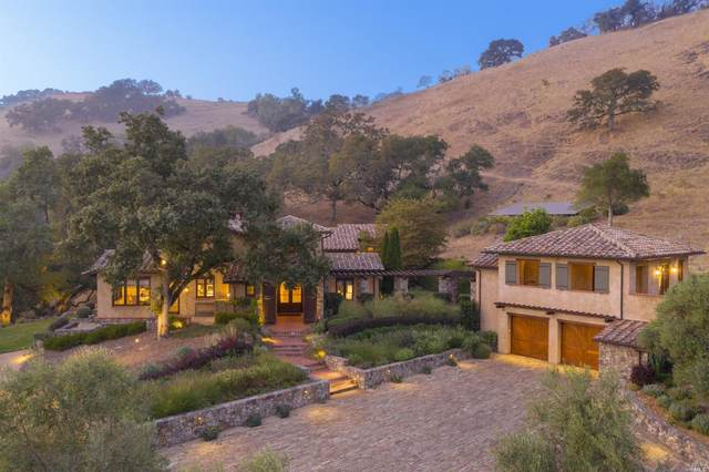 5733 Cottage Ridge Road, Santa Rosa, CA 95403 (#22021615) :: HomShip