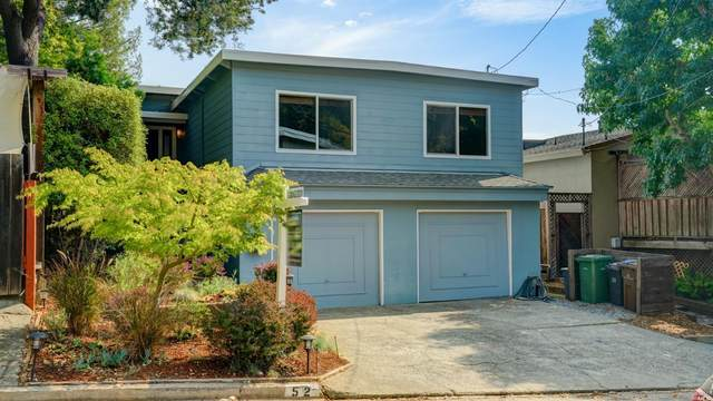 52 Maple Avenue, Fairfax, CA 94930 (#22021643) :: Golden Gate Sotheby's International Realty