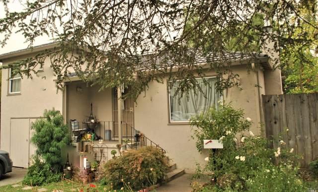 133 Claremont Avenue, Vallejo, CA 94590 (#22021672) :: Golden Gate Sotheby's International Realty