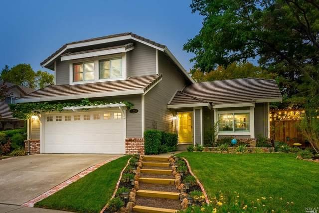 4 Canterbury Court, Petaluma, CA 94954 (#22021674) :: Hiraeth Homes