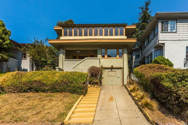 2727 Park Boulevard, Oakland, CA 94606 (#22021710) :: Golden Gate Sotheby's International Realty