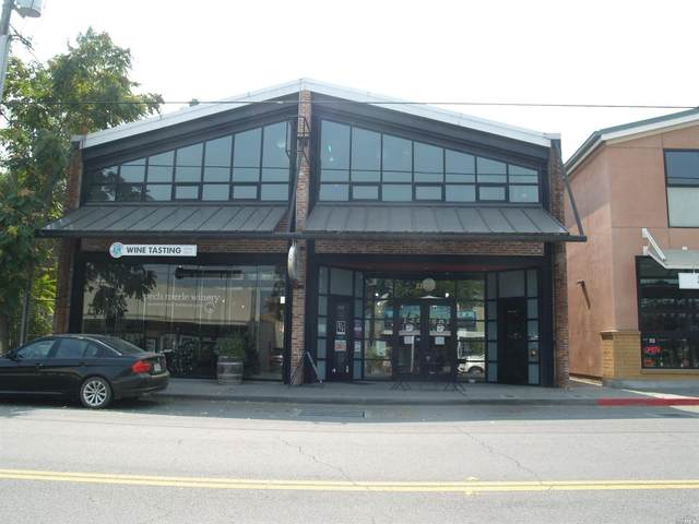21001 Geyserville Avenue, Geyserville, CA 95441 (#22021721) :: Golden Gate Sotheby's International Realty