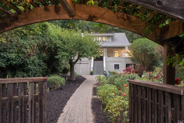 24 Wood Lane, Fairfax, CA 94930 (#22021745) :: Golden Gate Sotheby's International Realty
