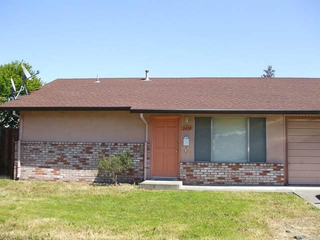 2489 Tolar Avenue, Santa Rosa, CA 95403 (#22021762) :: Rapisarda Real Estate