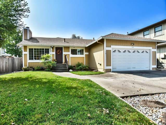 513 Mariano Drive, Sonoma, CA 95476 (#22021765) :: Golden Gate Sotheby's International Realty
