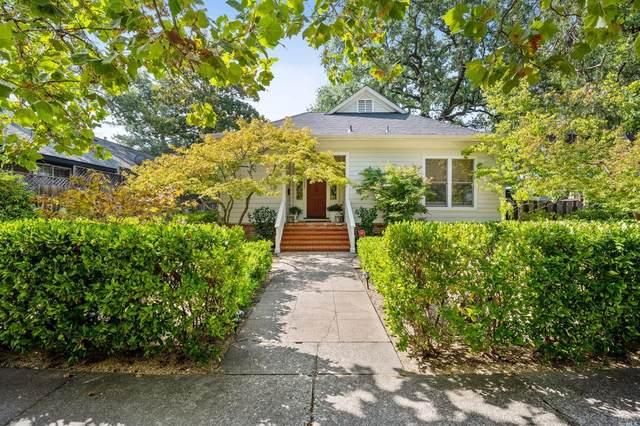 1409 Cedar Street, Calistoga, CA 94515 (#22021766) :: Intero Real Estate Services