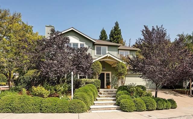 1850 Quail Court, St. Helena, CA 94574 (#22021776) :: Golden Gate Sotheby's International Realty