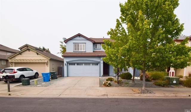 3319 Canyonlands Avenue, Santa Rosa, CA 95407 (#22021803) :: Golden Gate Sotheby's International Realty