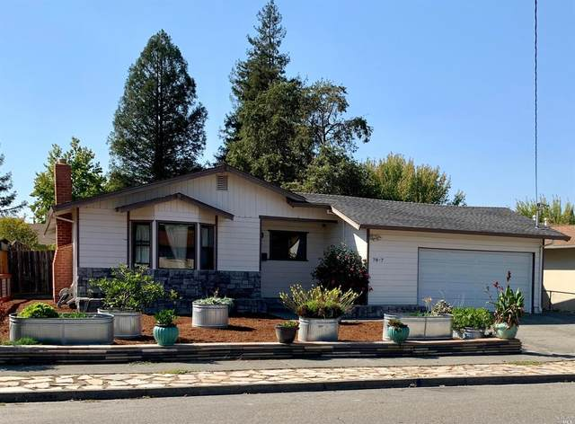 7847 Burton Avenue, Rohnert Park, CA 94928 (#22021866) :: RE/MAX GOLD