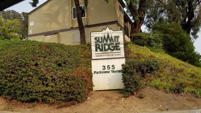 355 Parkview Terrace E4, Vallejo, CA 94589 (#22021873) :: Golden Gate Sotheby's International Realty