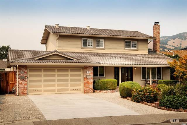 87 San Miguel Way, Novato, CA 94945 (#22021890) :: Golden Gate Sotheby's International Realty