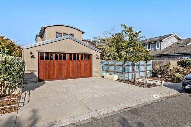 30 Peninsula Road, Belvedere, CA 94920 (#22021896) :: Golden Gate Sotheby's International Realty