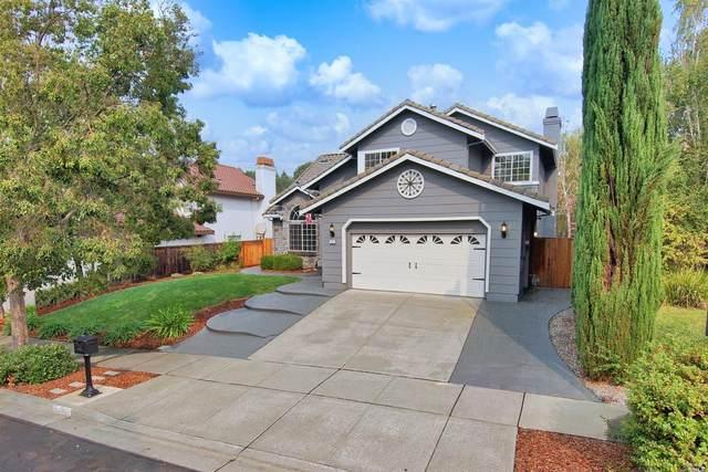 1922 Summit Drive, Fairfield, CA 94534 (#22021914) :: Golden Gate Sotheby's International Realty