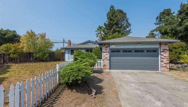 2471 Westvale Court, Santa Rosa, CA 95403 (#22022032) :: Golden Gate Sotheby's International Realty