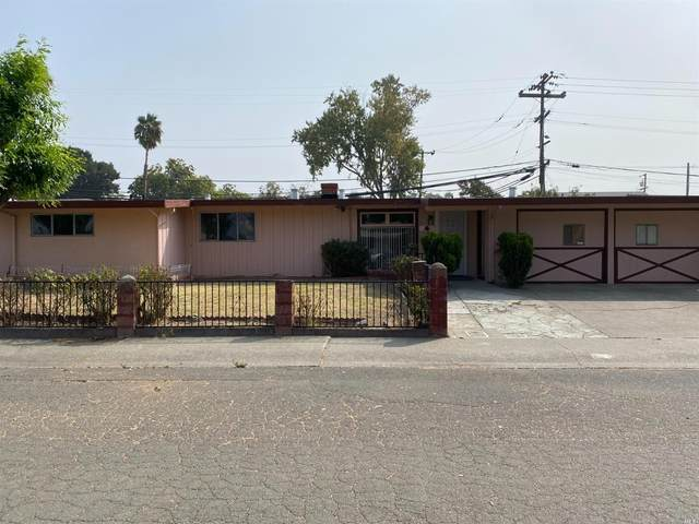 4 Rockwood Court, Vallejo, CA 94591 (#22022035) :: Intero Real Estate Services