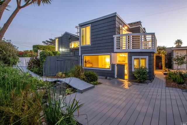 10 Calle Del Pinos, Stinson Beach, CA 94970 (#22022037) :: RE/MAX GOLD
