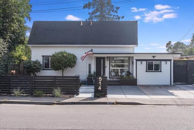 514 Park Lane, Petaluma, CA 94954 (#22022073) :: Golden Gate Sotheby's International Realty
