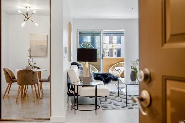 6400 Christie Avenue #4322, Emeryville, CA 94608 (#22022115) :: Intero Real Estate Services