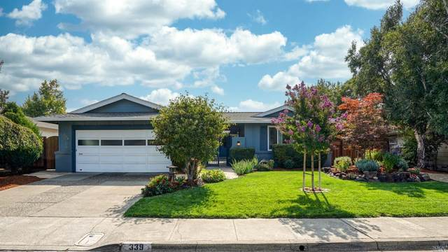 339 Mockingbird Circle, Santa Rosa, CA 95409 (#22022125) :: Intero Real Estate Services