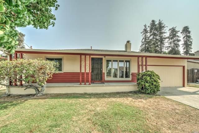 22570 Thelma Street, Hayward, CA 94541 (#22022141) :: Golden Gate Sotheby's International Realty