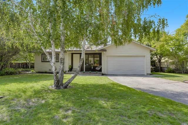 111 Mcallister Avenue, Kentfield, CA 94904 (#22022142) :: Intero Real Estate Services