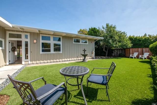 564 Wisteria Way, San Rafael, CA 94903 (#22022152) :: Rapisarda Real Estate