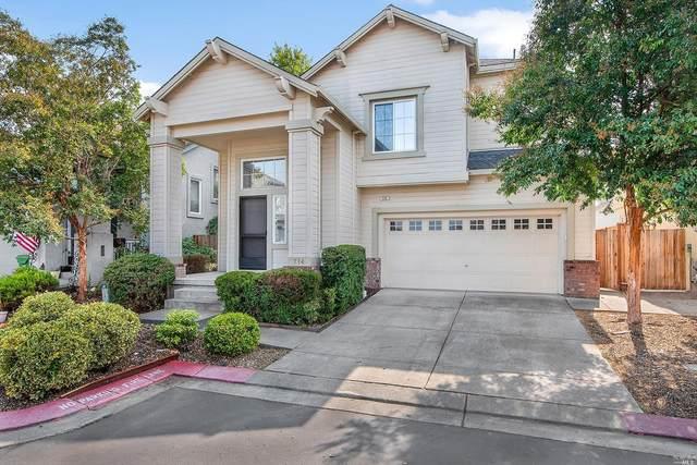 714 Briggs Place, Petaluma, CA 94954 (#22022158) :: Golden Gate Sotheby's International Realty
