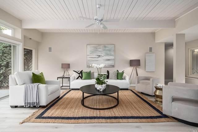 630 Montecillo Road, San Rafael, CA 94901 (#22022162) :: Rapisarda Real Estate
