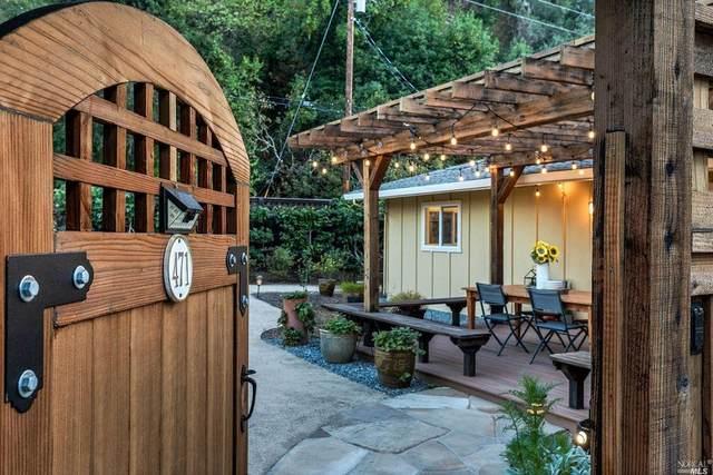 471 San Geronimo Valley Drive, San Geronimo, CA 94963 (#22022174) :: RE/MAX GOLD