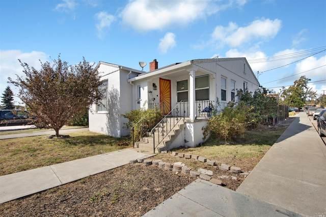 1480 Ohio Street, Vallejo, CA 94590 (#22022187) :: Intero Real Estate Services