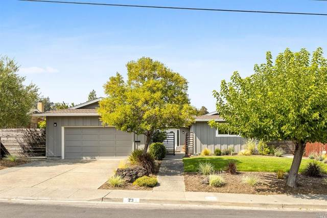 23 Sandalwood Court, San Rafael, CA 94903 (#22022188) :: Rapisarda Real Estate