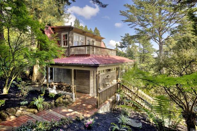 1 Chanticleer Avenue, Mill Valley, CA 94941 (#22022189) :: RE/MAX GOLD
