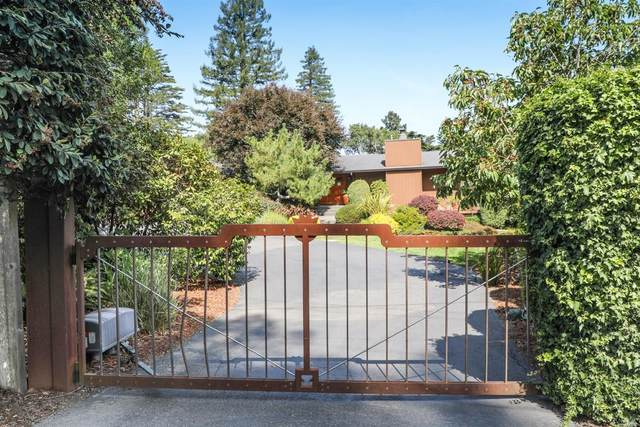 496 Panoramic Highway, Mill Valley, CA 94941 (#22022199) :: Corcoran Global Living