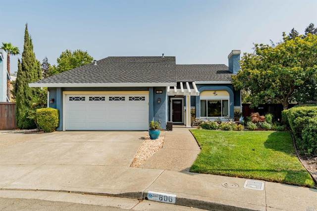 806 Kerry Court, Benicia, CA 94510 (#22022205) :: Jimmy Castro Real Estate Group