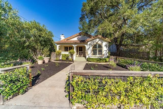 1440 Stockton Street, St. Helena, CA 94574 (#22022278) :: Rapisarda Real Estate