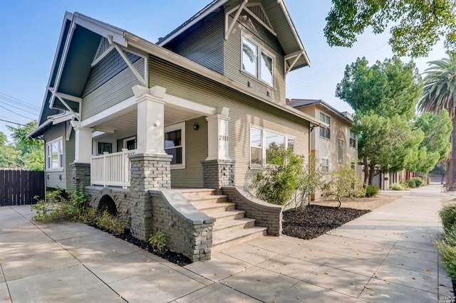 2111 28th Street, Sacramento, CA 95818 (#22022284) :: Rapisarda Real Estate