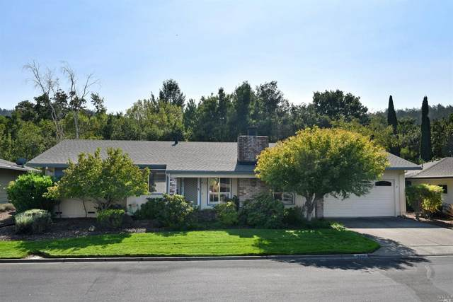 435 Meadowgreen Drive, Santa Rosa, CA 95409 (#22022287) :: HomShip